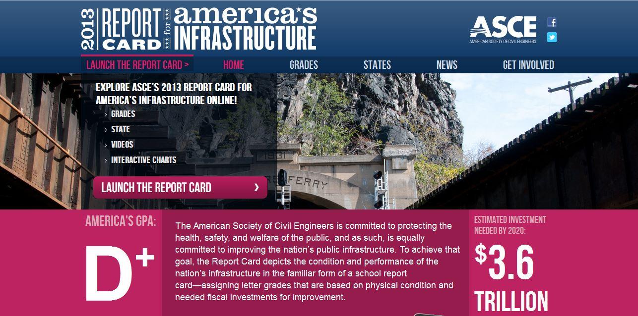 asce report card 2013 pdf