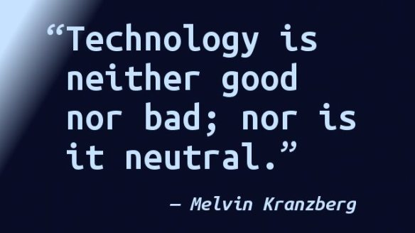 melvin-kranzberg-technology